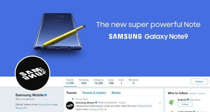 Samsung Foldable Phone Teased