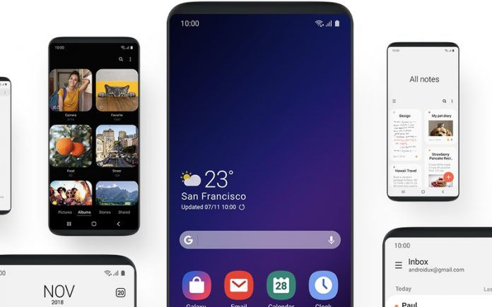 Samsung Galaxy S8, S8+ One UI Beta (Android Pie) Registrations Now