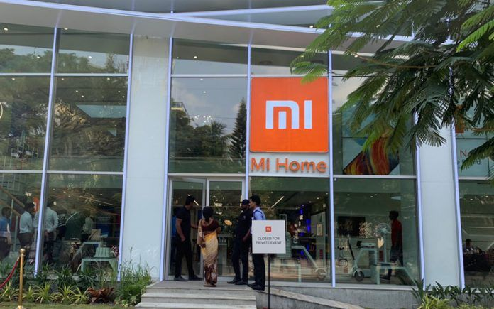 xiaomi opens india s largest mi home experience store in bangalore mysmartprice. Black Bedroom Furniture Sets. Home Design Ideas