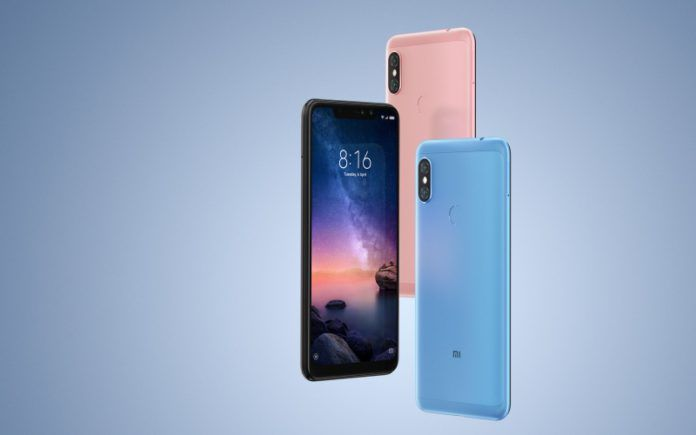 Xiaomi Redmi Note 6 Pro Android 9 Pie Update Rolling Out as