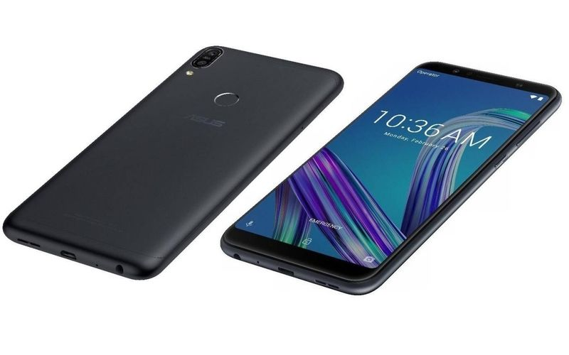 ZenFone Max Pro M2 Render Leaked Via Play Console Listing