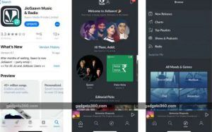 JioSaavn App is Now Live on Apple App Store