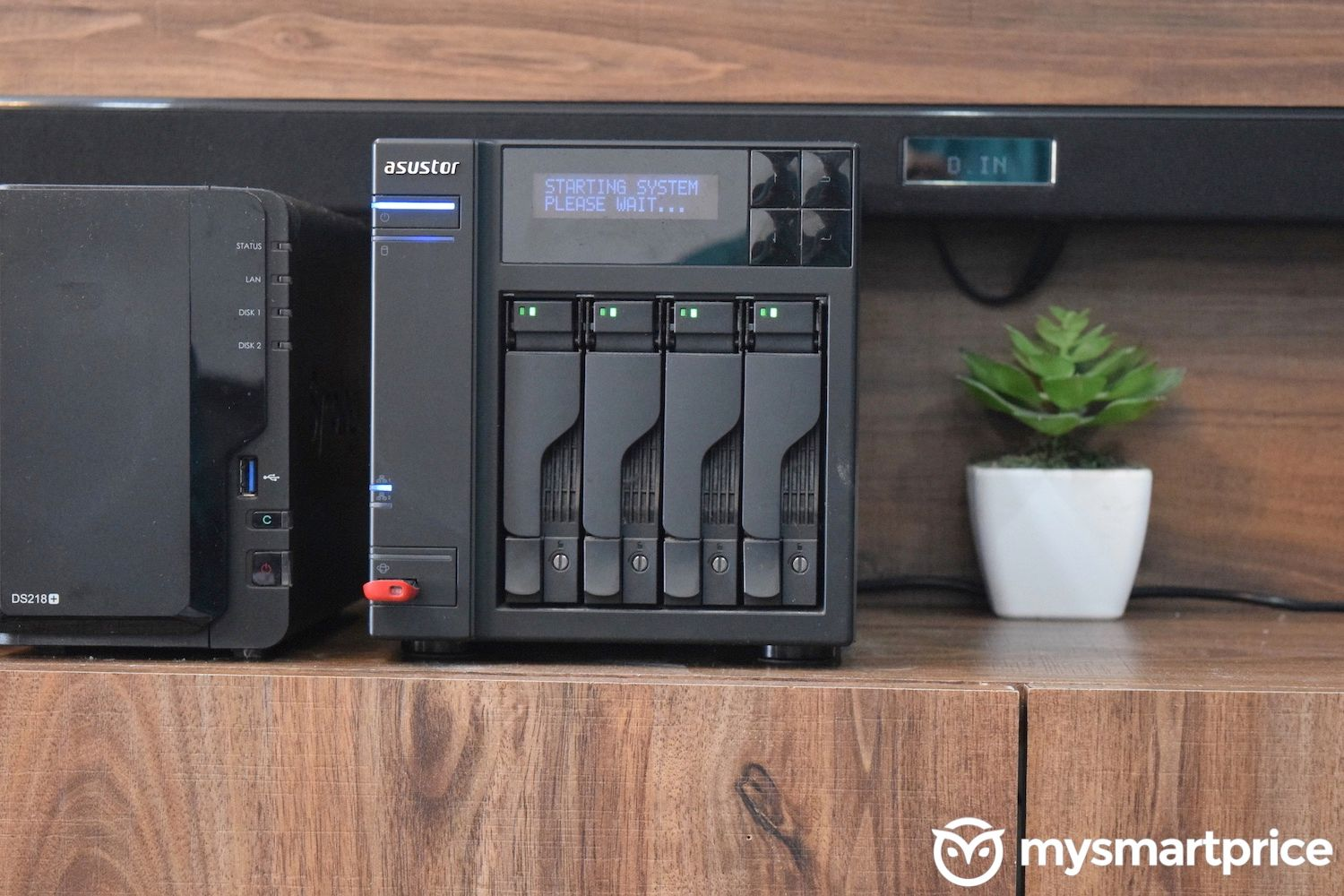 Asustor AS6404T 4-Bay NAS Review: Much More Than A NAS - MySmartPrice