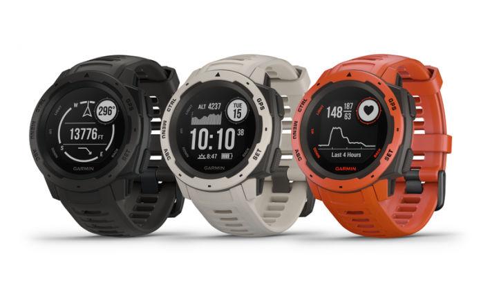 Garmin Instinct Smartwatch Launched: Wearable Sports