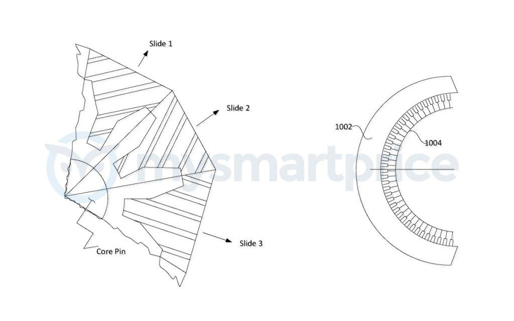 Google Foldable Phone Patent Manufacturing