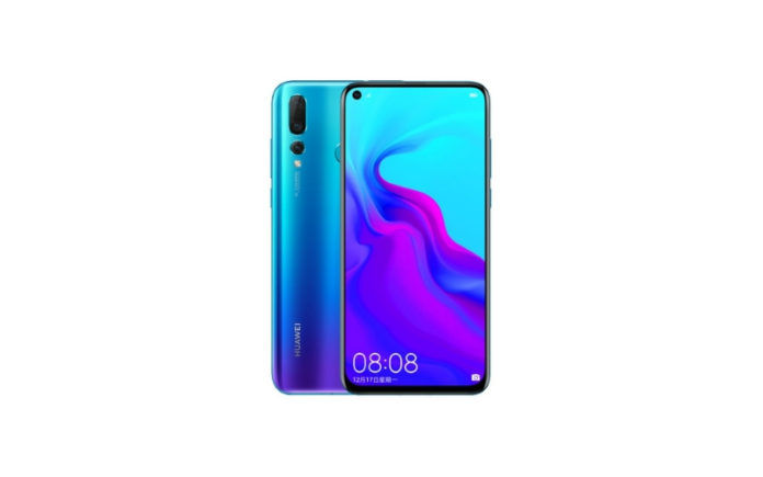 Huawei Nova 4 Front Rear Design