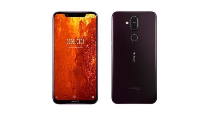 66a9fb59a Nokia 8.1 Price in India