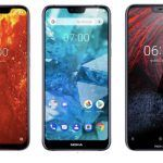 Nokia 8.1 vs Nokia 7.1 vs Nokia 6.1 Plus