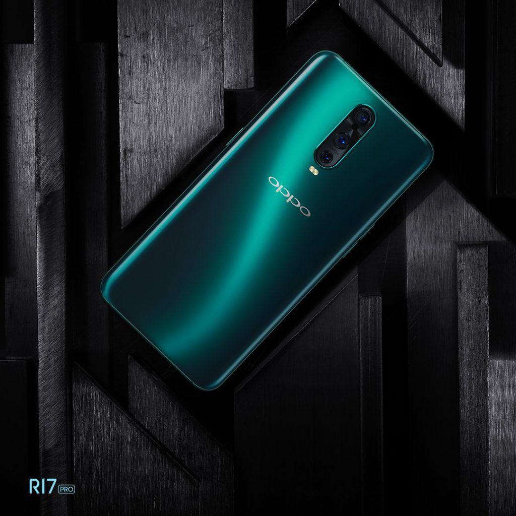 OPPO R17 Pro Emerald Green