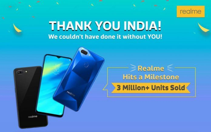 2c15d5470 Realme 2 Pro and Realme C1 to be Available on Open Sale Starting December  10 on