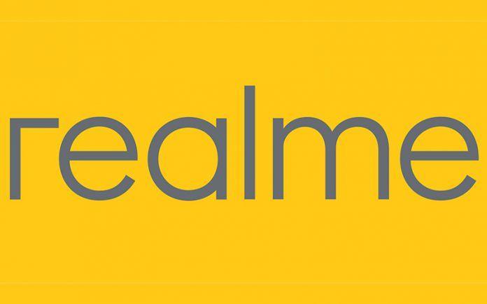 Realme Brand Logo