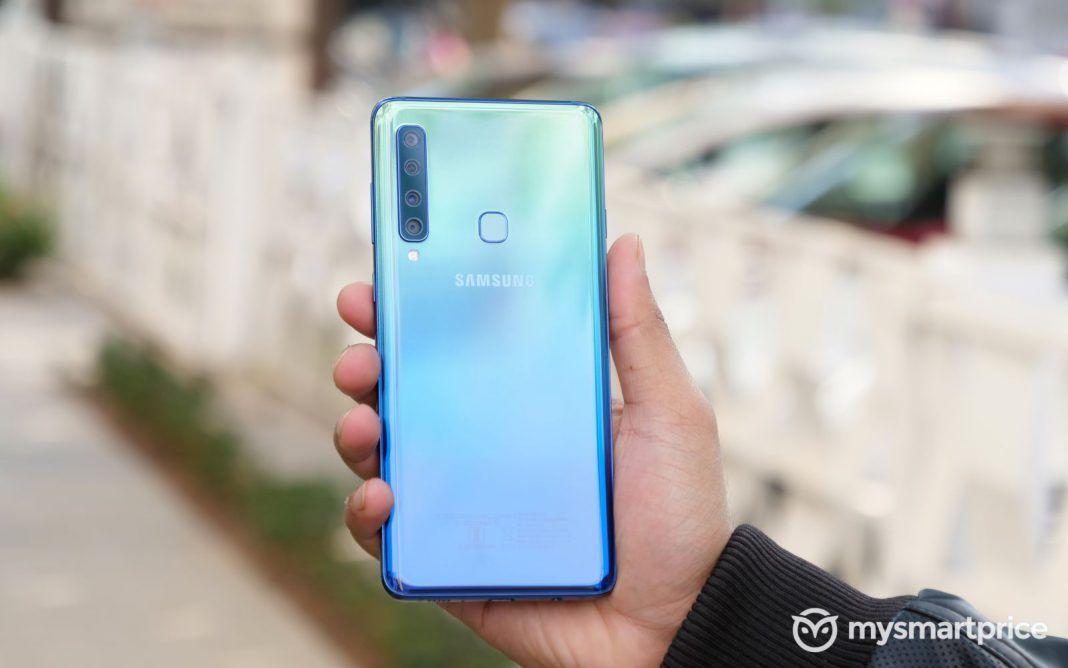 Samsung Galaxy A9 2018 cover