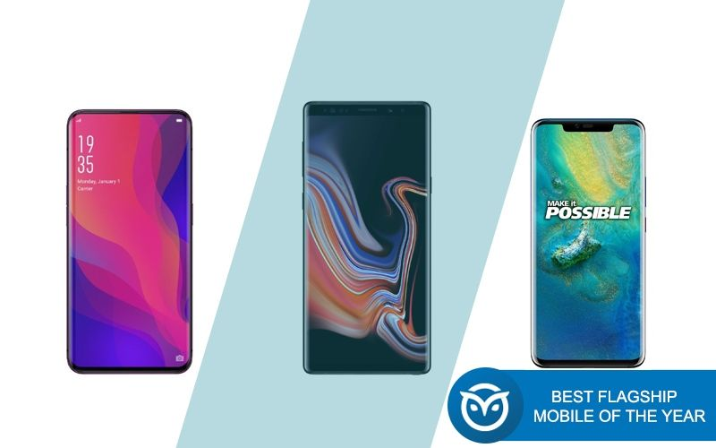 c3ce64d164a2 Mobile Of The Year Awards 2018  Best Flagship Smartphone (Price no bar!) -  MySmartPrice