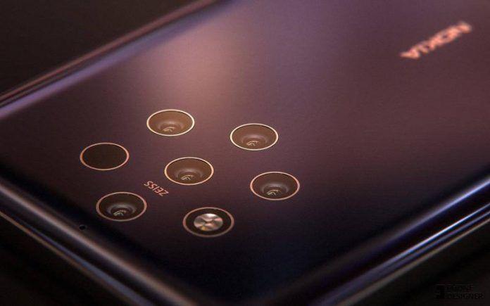Nokia 9 PureView Camera Sensors
