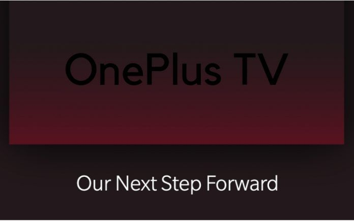 OnePlus TV to launch in late September, says report
