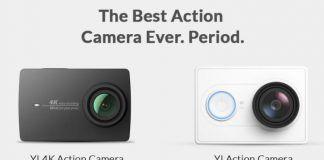 yi action camera india