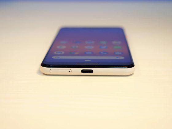 Google Pixel 3 SIM Card Slot USB Type-C Port