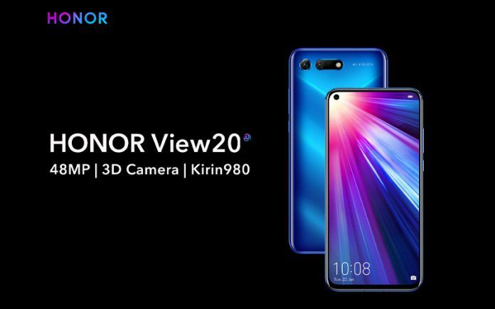 Honor 20 Full Specifications - technoxmart