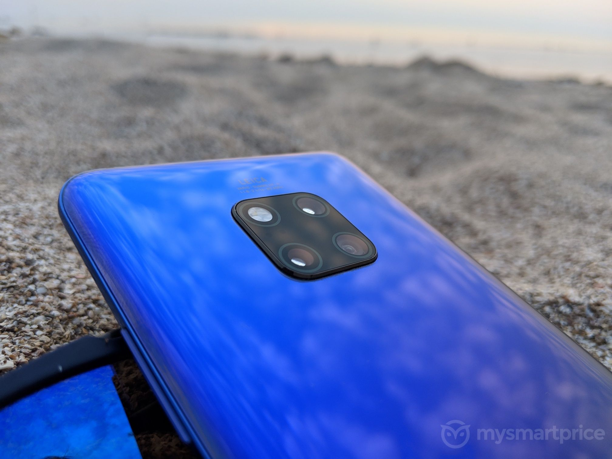 Huawei Mate 20 Pro Review Camera Hardware Header