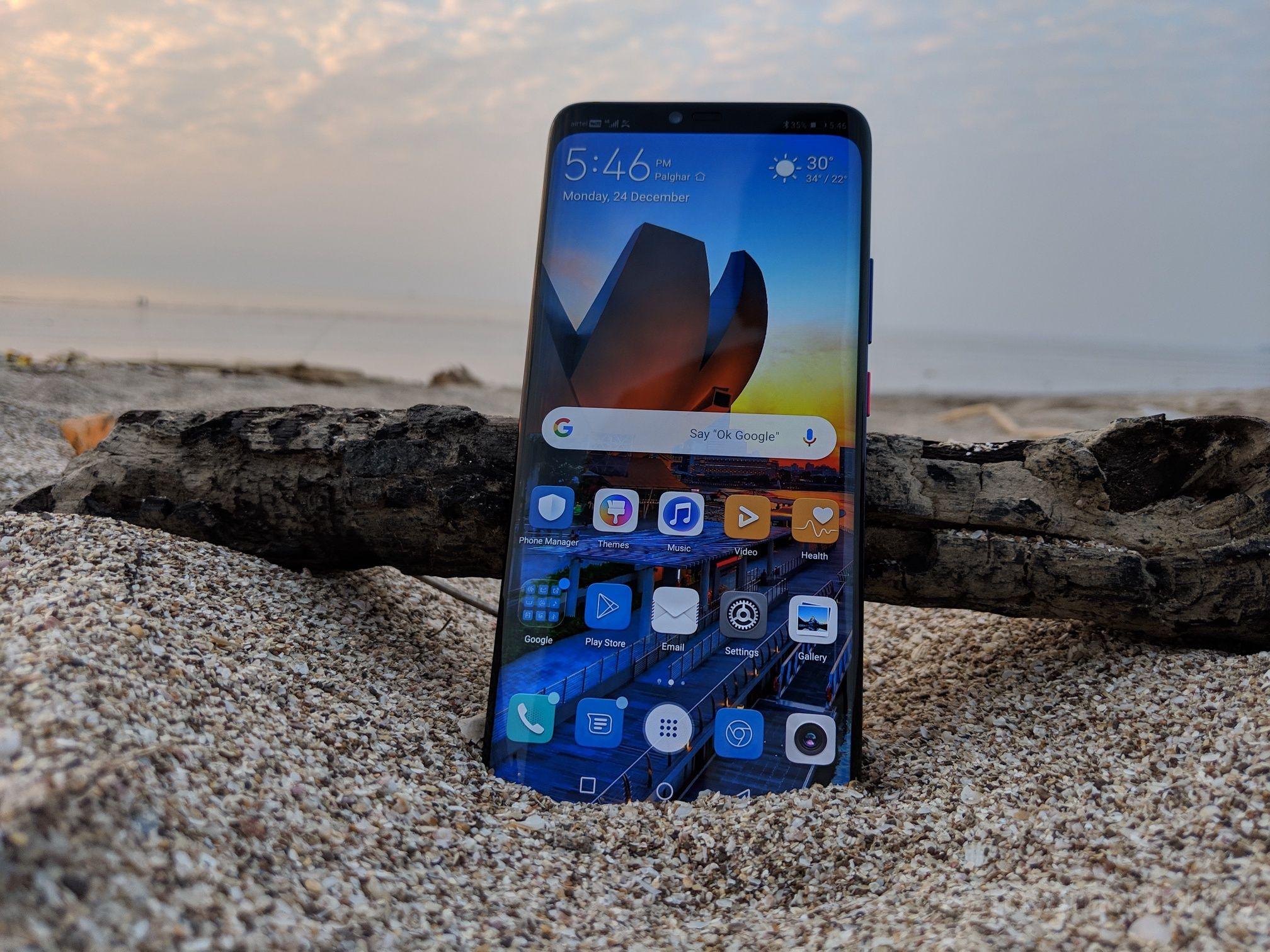 Huawei Mate 20 Pro Review Main Header