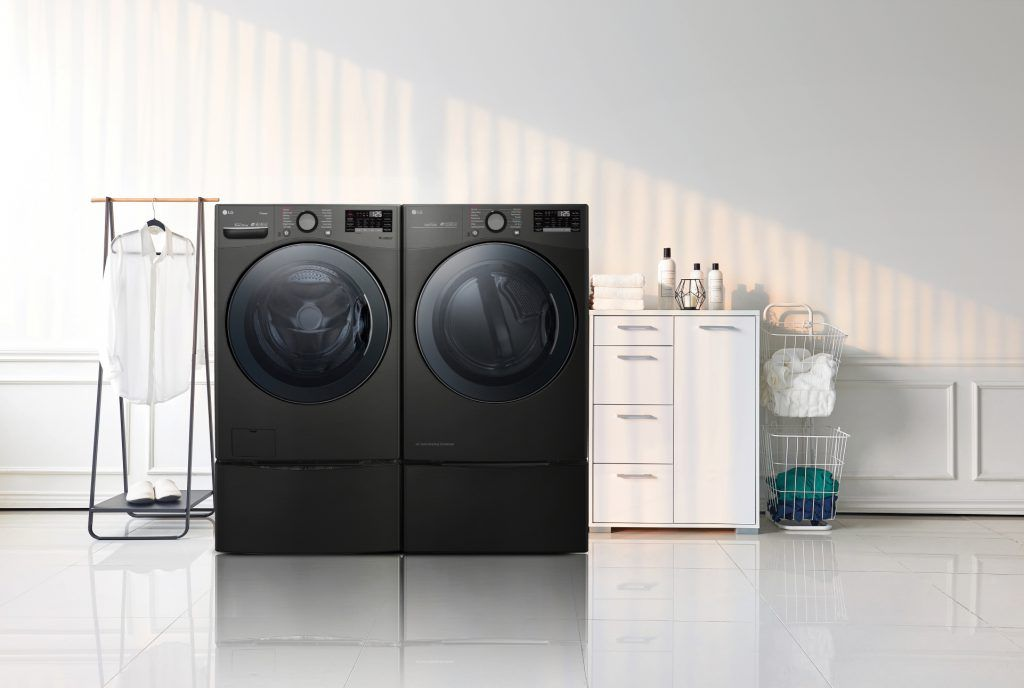 LG TWINWash Washer & Dryer Set