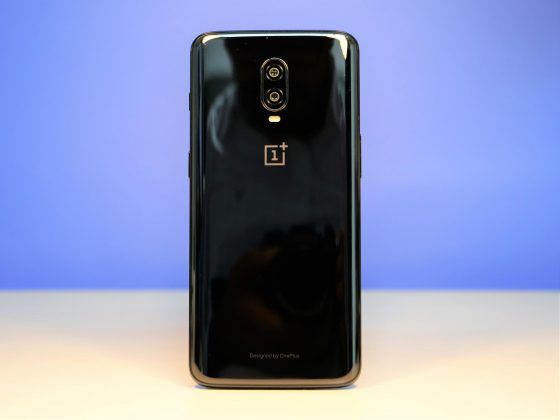 OnePlus 6T Rear Design Glass Back