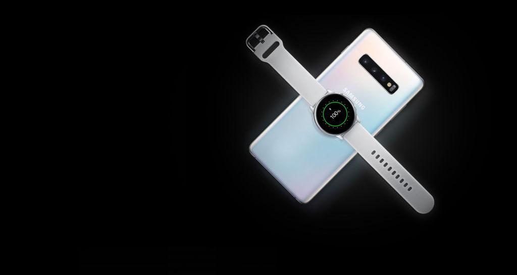 Samsung Galaxy S10 Plus Reverse Wireless Charging