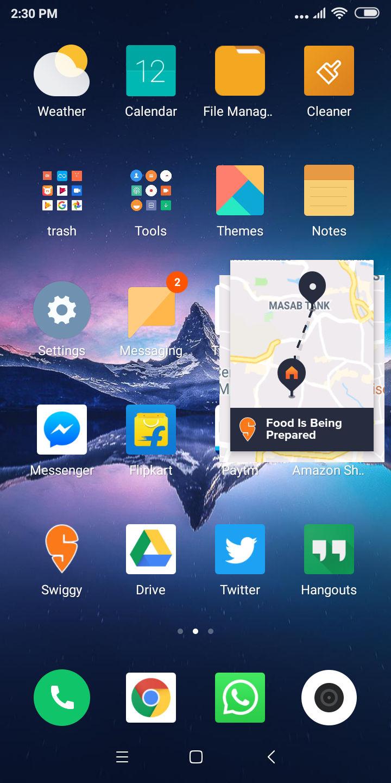 Screenshot Xiaomi Redmi 6 miui software 05