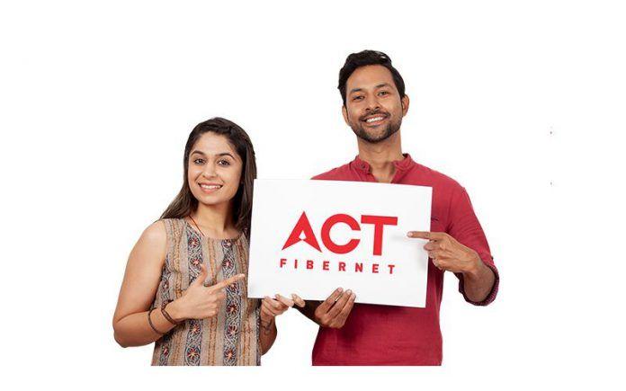 Act Fibernet New Logo Branding