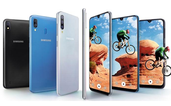 Samsung Galaxy A50, Galaxy A30, Galaxy A10 Launched in India