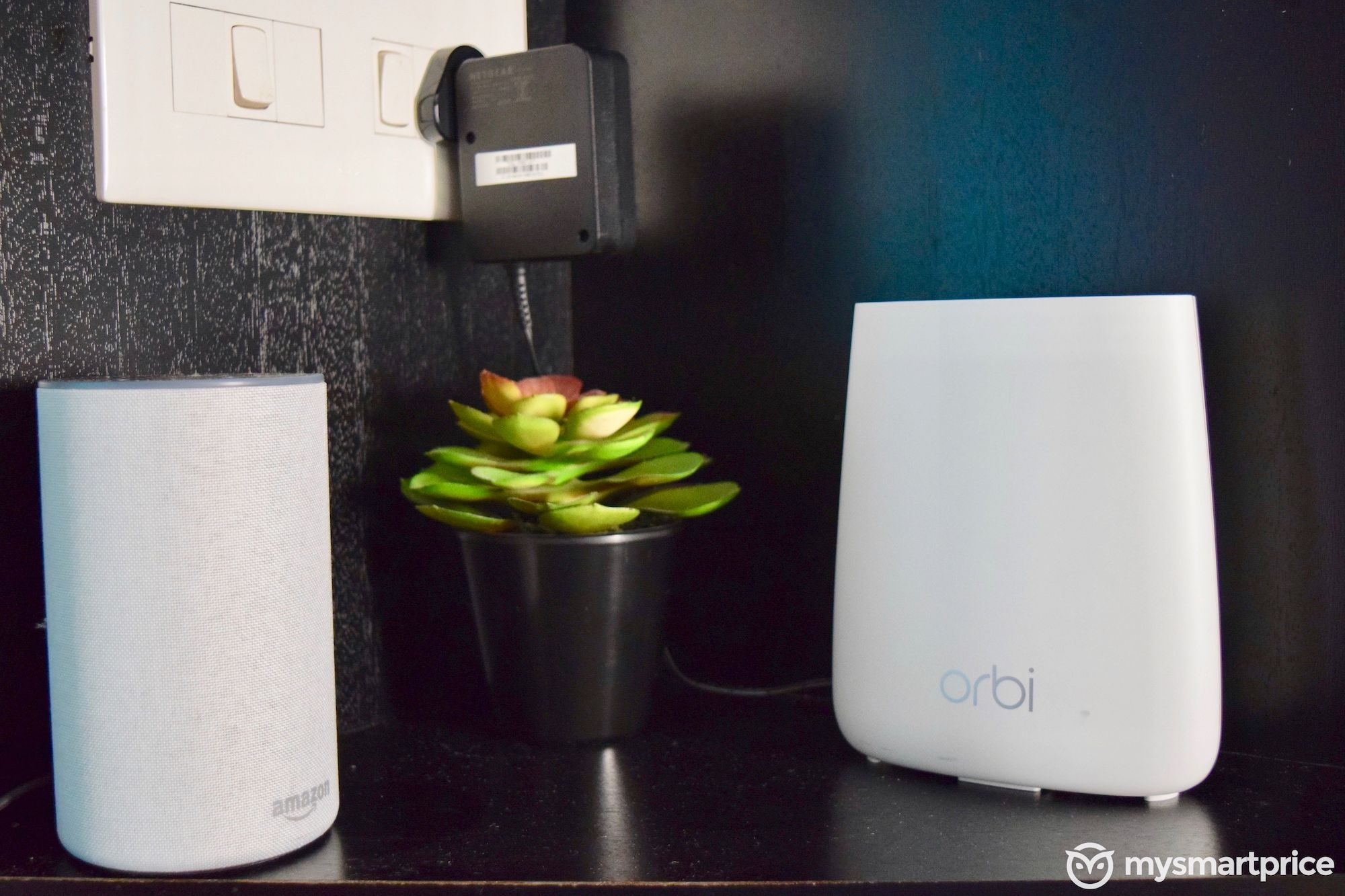 Netgear Orbi (RBK20) Mesh Wi-Fi Router Review: Affordable, Good Performer -  MySmartPrice