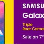 Galaxy M30 Sale Date Amazon