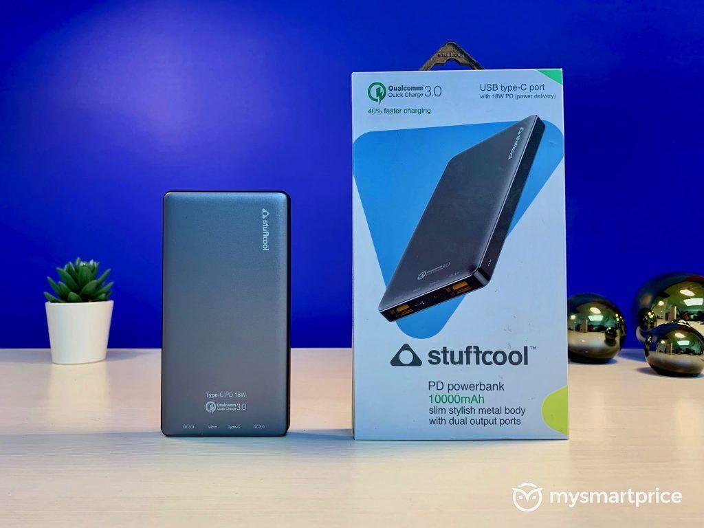 Stuffcool 720PD Power Bank