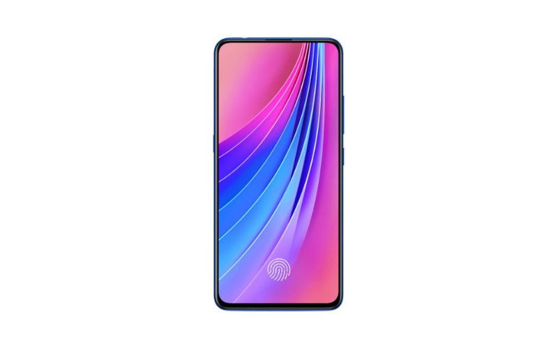 Vivo V15 Pro Bezel-Less Screen In-Display Fingerprint Reader