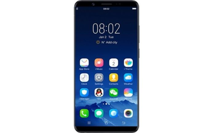 Vivo Y71A Android Enterprise