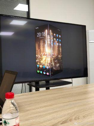 Vivo iQOO leaked Smartphone Render 03