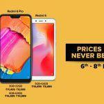 Xiaomi Redmi 6 6A Pro Discount