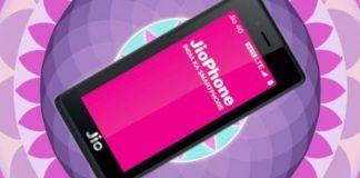 Jio Phone 3