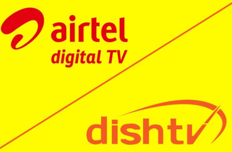 Airtel Digital TV Dish TV