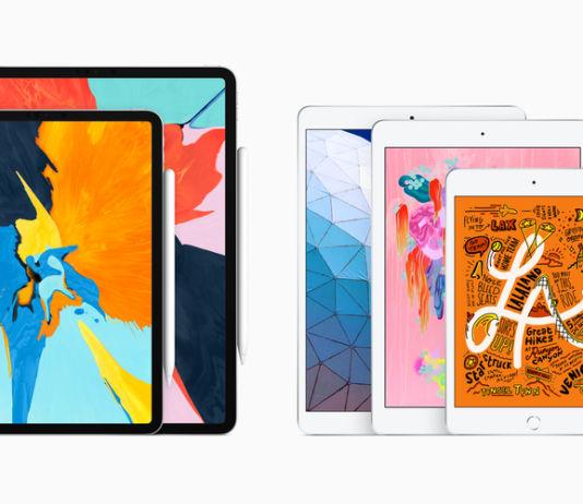 Apple iPad (2019) Lineup
