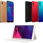 Huawei Enjoy 9e, Enjoy 9s, MediaPad M5 Lite