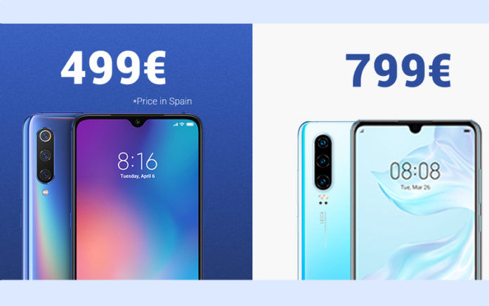Xiaomi Takes a Dig At Huawei, Says Mi 9 is a Superior
