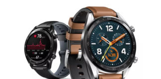 Huawei Watch GT Classic Sports Edition