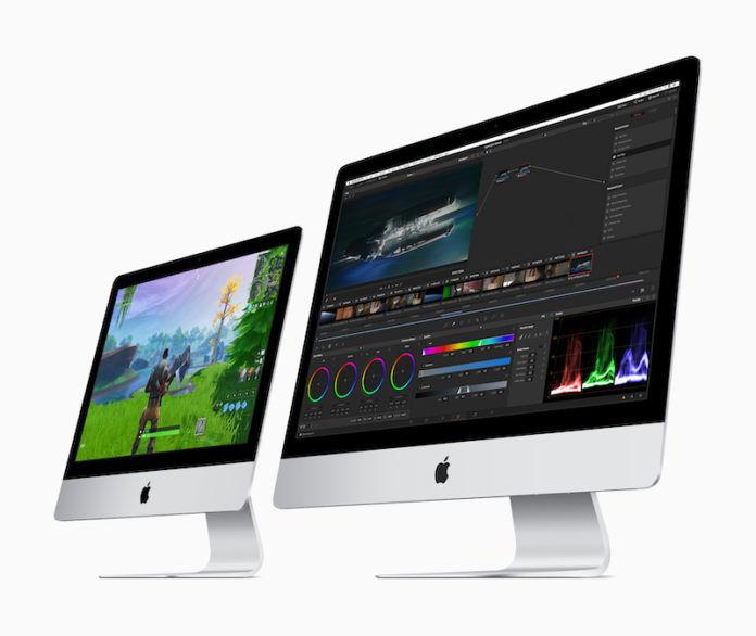 New 2019 Apple iMac