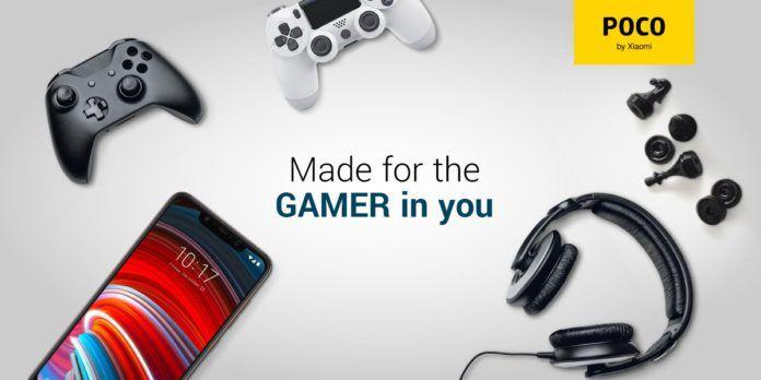 POCO F1 Gaming