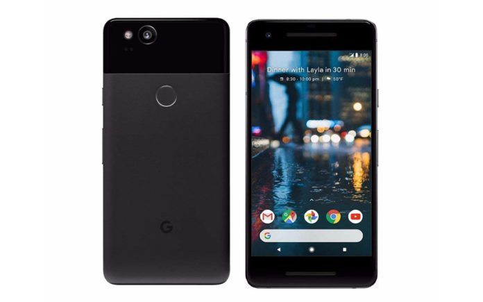 Pixel 2 Android Q