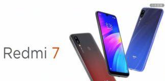 Redmi 7 Launch China