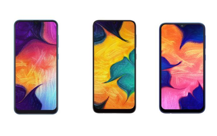 Samsung Galaxy A50 vs Galaxy A30 vs Galaxy A10