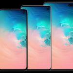 Samsung Galaxy S10e, Samsung Galaxy S10, Samsung Galaxy S10+