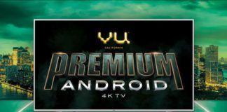 Vu Premium Android TV 4K